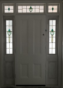 Leadlight Front Entry