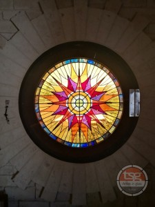 Stained Glass Porthole